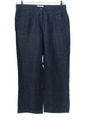 Brax Pantalon «Baggy» bleu style décontracté