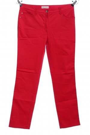 Brax Stretchhose rot Casual-Look