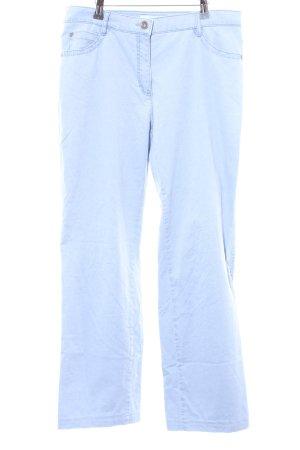 Brax Workowate jeansy błękitny-szary niebieski Jeansowy wygląd