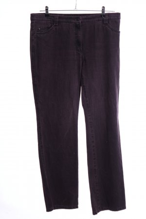 Brax Vaquero de corte bota lila tejido mezclado