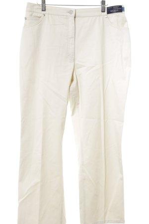 Brax Pantalon à pinces beige clair style d'affaires