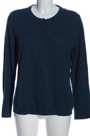 Brax Kardigan niebieski W stylu casual