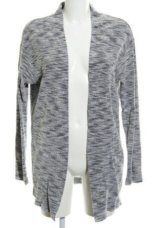 Brax Cardigan weiß-dunkelblau Casual-Look