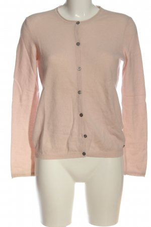 Brax Cashmere Jumper pink casual look