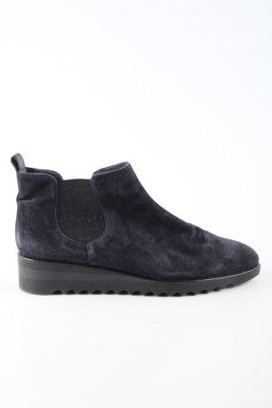 Brax Chelsea laarzen blauw casual uitstraling