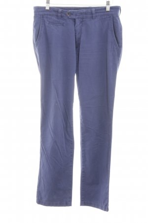 Brax Chinohose blau Casual-Look