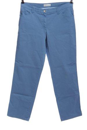 Brax Pantalon chinos bleu style décontracté