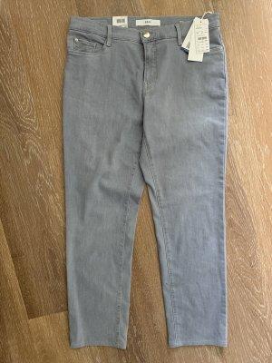 Brax Stretch Jeans light grey-grey