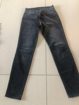 Brax Pantalone cinque tasche antracite-grigio scuro