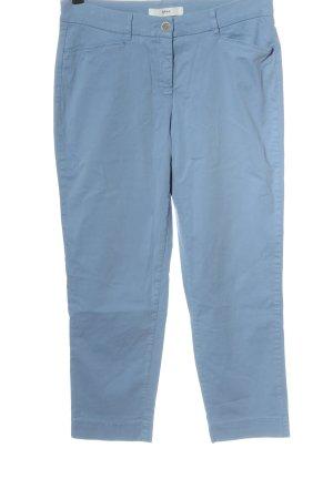 Brax feel Good Spodnie 7/8 niebieski W stylu casual