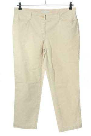 Brax feel Good 7/8 Length Trousers cream casual look
