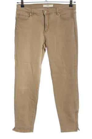 Brax feel Good Pantalon 7/8 blanc cassé style décontracté