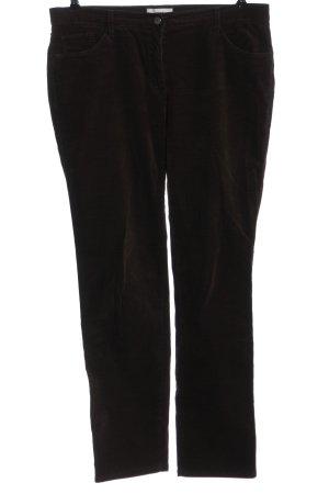Brax feel Good Five-Pocket Trousers brown casual look