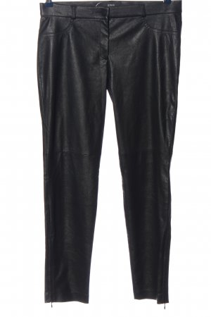 Brax feel Good High Waist Trousers black casual look
