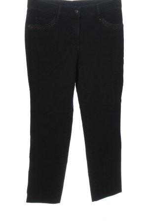 Brax feel Good Slim jeans blauw gestreept patroon casual uitstraling