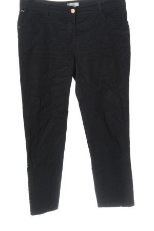 Brax feel Good Low-Rise Trousers black casual look