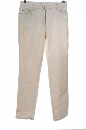 Brax feel Good Low-Rise Trousers natural white casual look