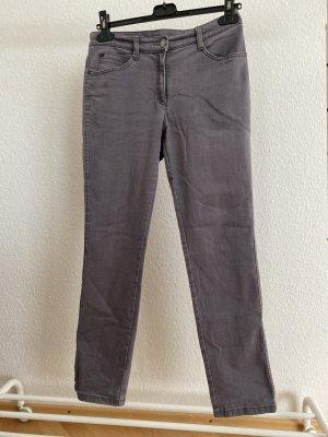Brax Pantalon cinq poches multicolore coton