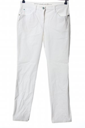 Brax feel Good Tube Jeans white casual look