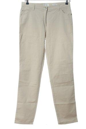 Brax feel Good Jersey Pants light grey casual look
