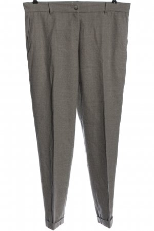 Brax feel Good Jersey Pants light grey flecked business style