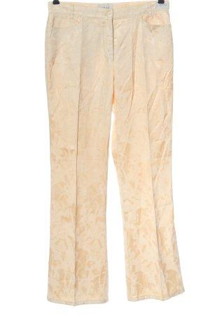 Brax feel Good Spodnie materiałowe kremowy-w kolorze białej wełny