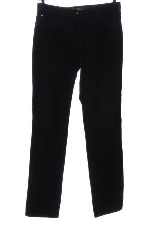 Brax feel Good Spodnie materiałowe czarny W stylu casual