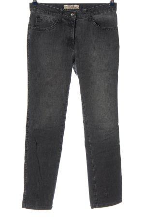 Brax feel Good Jeans coupe-droite noir style décontracté