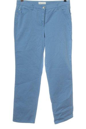 Brax feel Good Straight-Leg Jeans blau Casual-Look