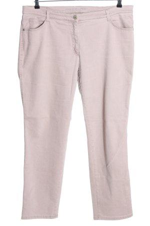 Brax feel Good Jeans coupe-droite rose style décontracté