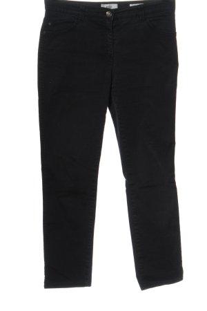Brax feel Good Dopasowane jeansy czarny W stylu casual