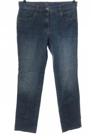 Brax feel Good Stretch jeans blauw casual uitstraling
