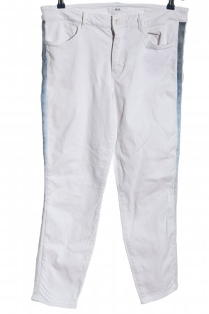 Brax feel Good Stretch Jeans white-blue casual look