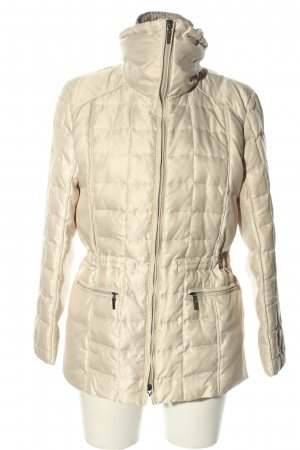 Brax feel Good Winter Jacket cream quilting pattern casual look