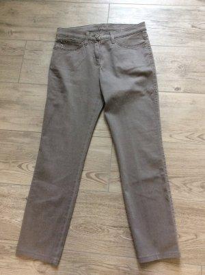 Brax Five-Pocket Trousers grey brown