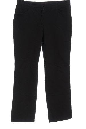 Brax Pantalone cinque tasche nero stile casual