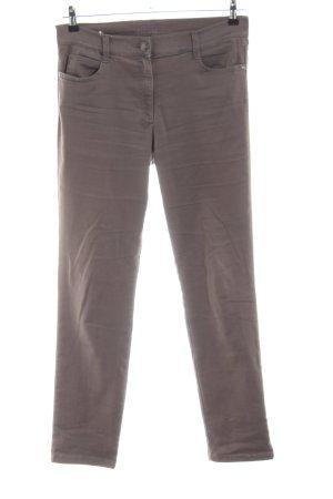 Brax Five-Pocket-Hose braun Casual-Look