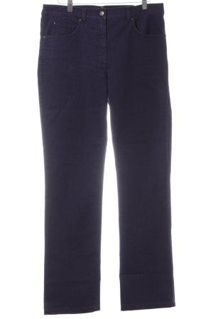 Brax Five-Pocket-Hose dunkelviolett