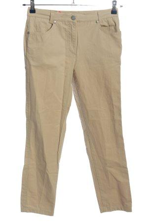Brax Pantalone cinque tasche grigio chiaro stile casual
