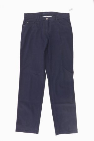 Brax Five-Pocket Trousers blue-neon blue-dark blue-azure cotton