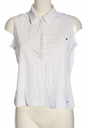 brax golf Polo Top white casual look