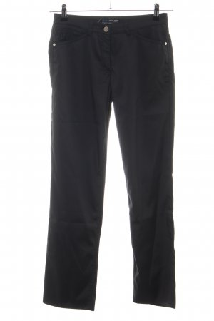 Brax Stretch broek zwart casual uitstraling