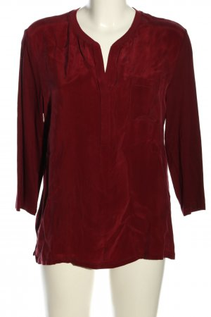 Brax Hemd-Bluse rot Casual-Look