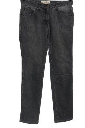 Brax High Waist Jeans hellgrau Casual-Look