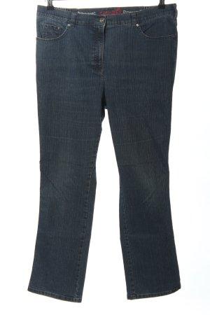 Brax High Waist Jeans blau Casual-Look