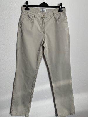 Brax Pantalon taille haute multicolore