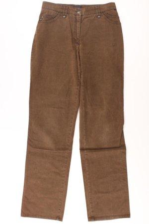 Brax Hose Größe 38 braun aus Baumwolle
