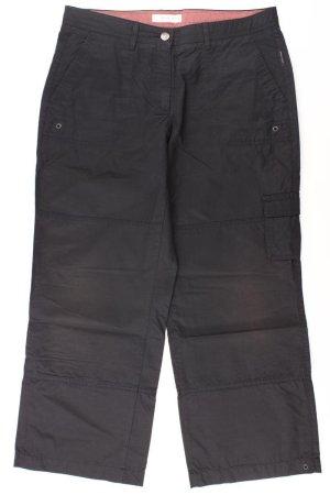 Brax Spodnie czarny Bawełna