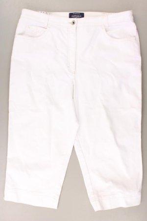 Brax Hose Größe 44 weiß aus Baumwolle