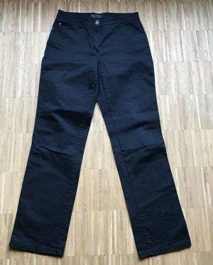 Brax Pantalon cinq poches noir coton